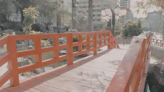 「庭園が – TEIEN GA」- Aquele Jardim (2016)