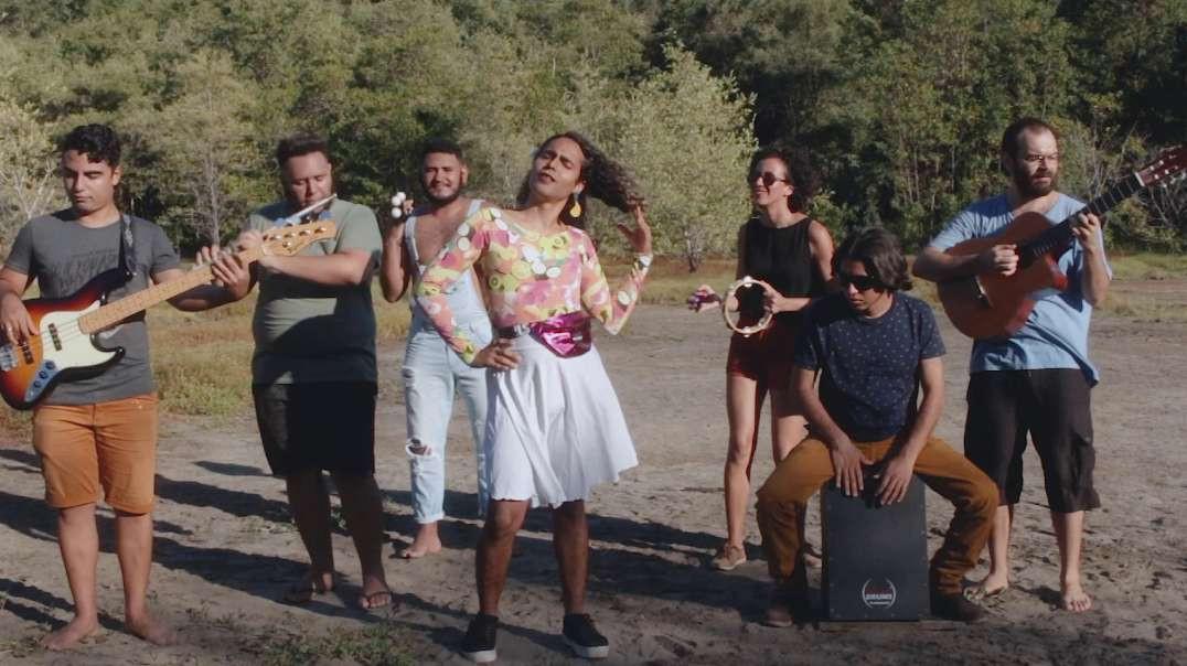 Clipe - Sou Vegana - Lay Maia e os Astecas (2020)