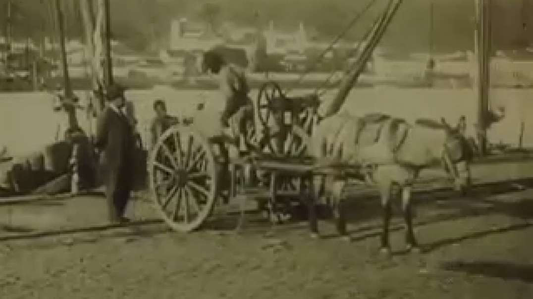 Brasil Pitoresco - As Viagens de Cornélio Pires (Cornélio Pires 1925) - Documentário