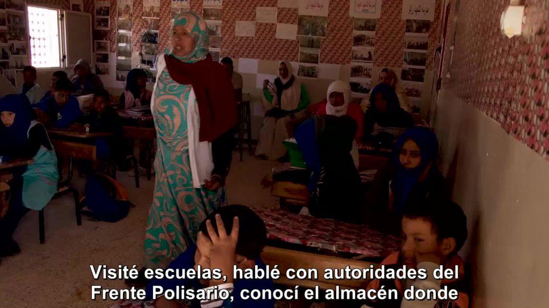 Saharaui: Memória e Exílio (2020) - Legendas em Espanhol