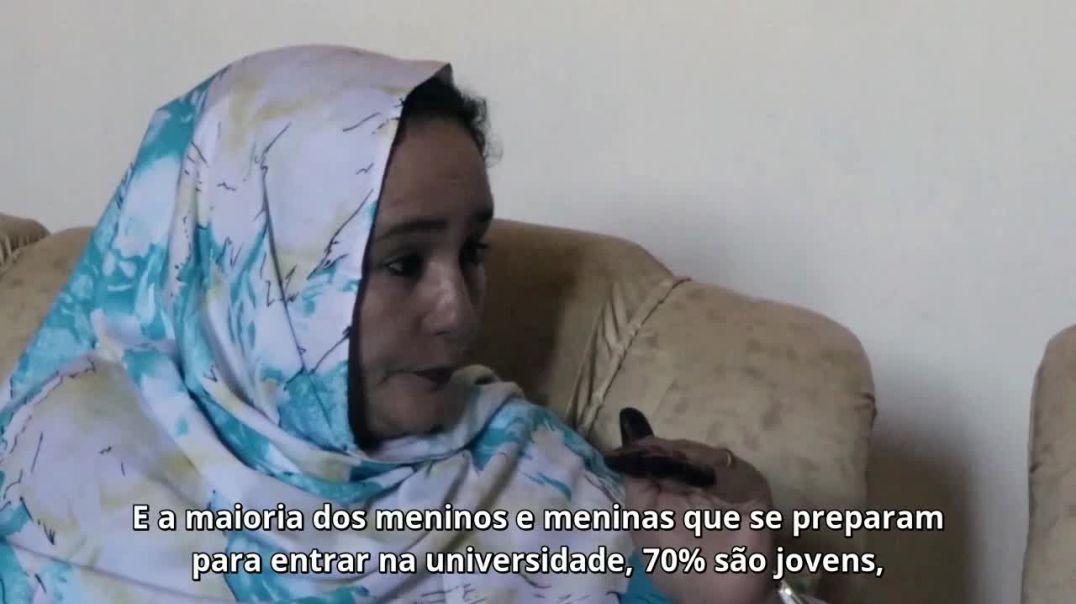 Entrevista - Mariam Salek Hamada - Governadora de Auserd (2020)
